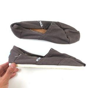 TOMS Mens Classic Alpargata Shoes DR02688